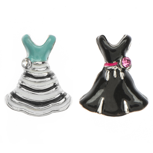 CH1680 Double Sided Dress Charm 1  V3